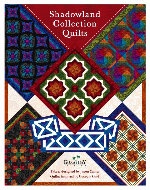 Shadowland Collection Quilts (Book).