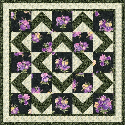 Walk About Pattern Only Quilter S Obsession