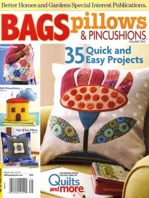 BHG: Bags, Pillows & Pinchusions