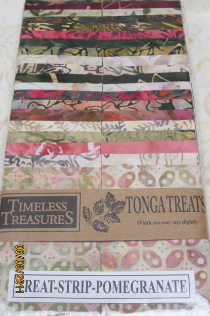 Tonga Treats - Strips - Pomergranate