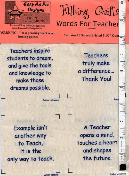 teacher quotes. Teacher Quotes