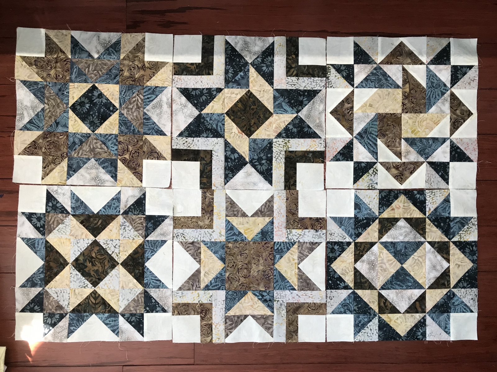Bom Mineral Matrix Quilter S Obsession