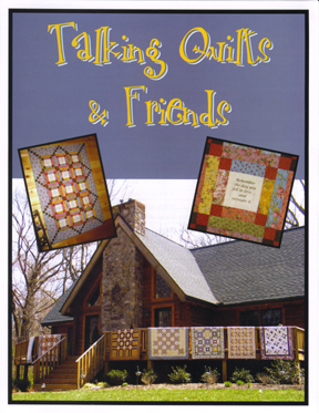 Talking Quilts & Friends Book