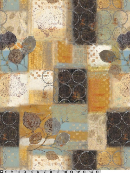 Earthtones - Patchwork - Multi