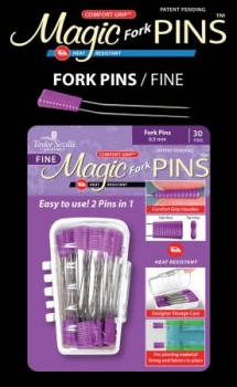 Magic Pins Fork Fine