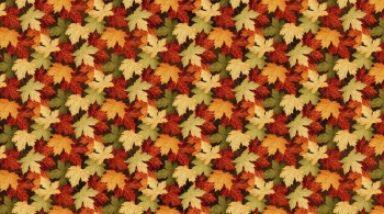 Maplewood - Leaves - Multi