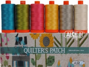 Aurifil Thread - Quilter's Patch collection
