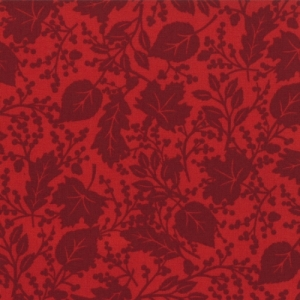 Give Thanks - Tonal - Berry Red