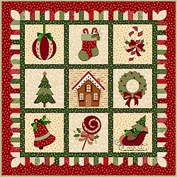 Christmas Keepsakes Pattern Only