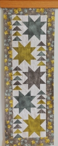 Flying Geese Table Runner Pattern Only