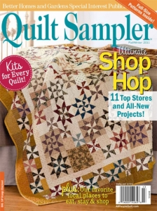 BHG Quilt Sampler Fall/Winter 2011