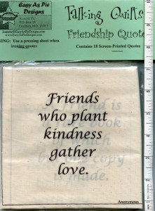 Friendship Quotes - Large