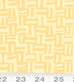 Piccadilly - Weave - Yellow