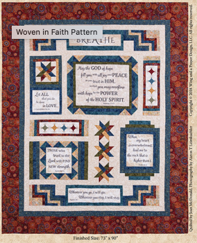 Woven in Faith Pattern Only