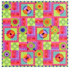 Woopsy Day Z Quilt