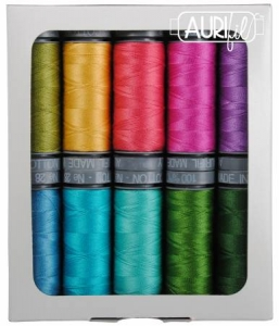 Aurifil Thread : Getting to Know Hue