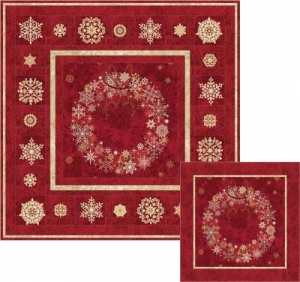 Kit - Winter Lace - Red