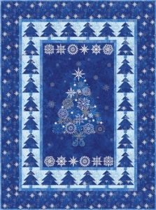 Kit - Starry Night - Christmas Night - Blue