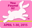 (A) Shop Hop Bunny - April 2015